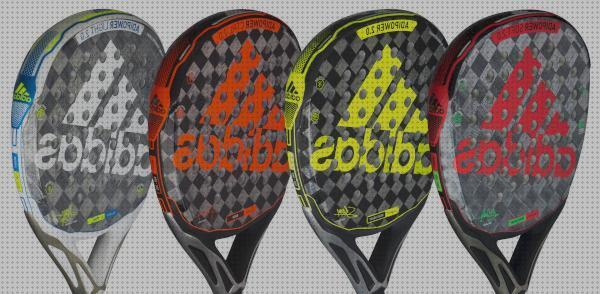 Review de adidas pala padel 2020