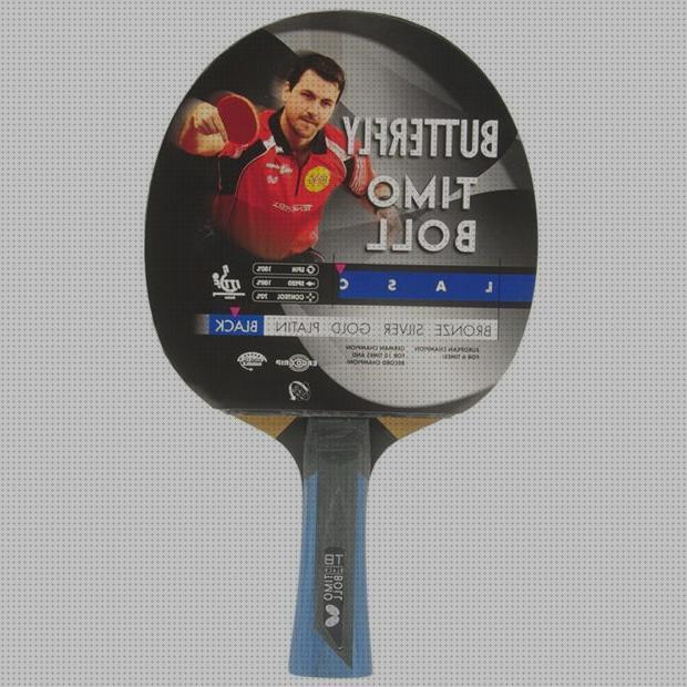 Todo sobre butterfly black ping pong