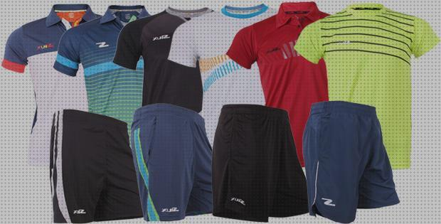 Review de camisetas padel ropas