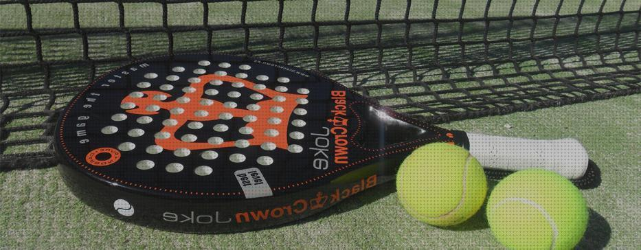 Review de black palas padel marcas palas de pádel black crown