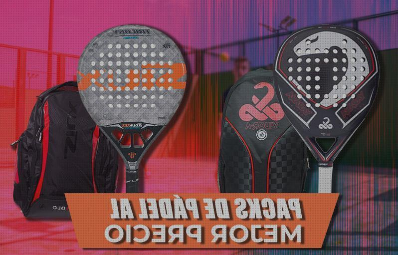 Review de packs padel pack ropa pádel