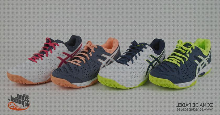 Review de padel colores
