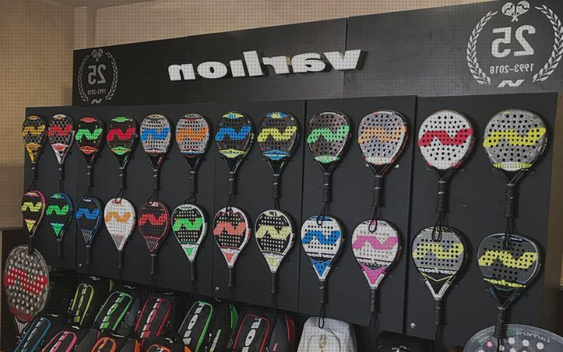 Review de palas padel varlion