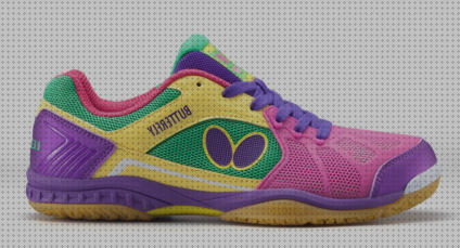 Review de zapatillas butterfly ping pong