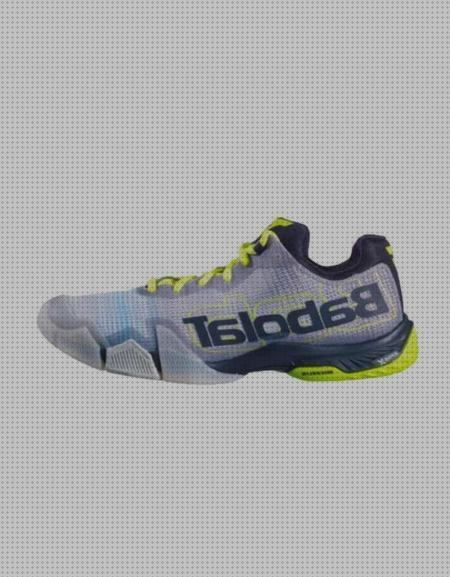 Review de zapatillas padel babolat