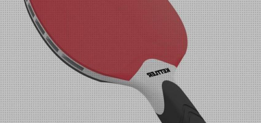Los 11 Mejores Kettler Ping Pong Paddle