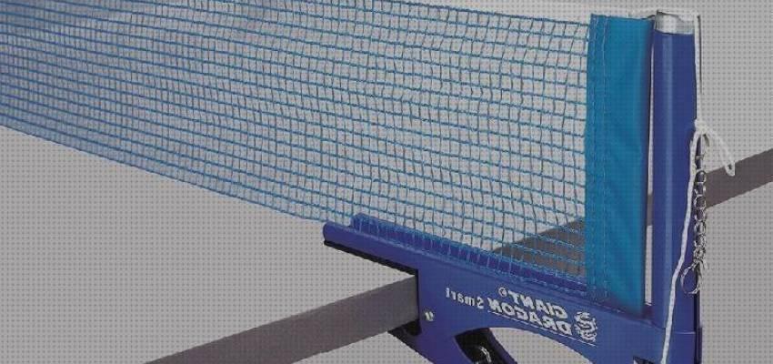 Accesorio de pr/áctica de Entrenamiento de reemplazo de Red de Ping Pong Duradero Red de Tenis de Mesa Solamente