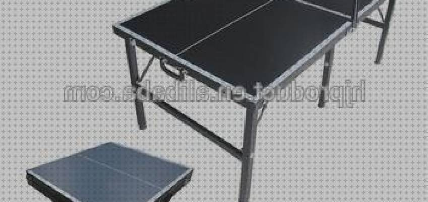 1 Mejores Portable Ping Pong Tablet