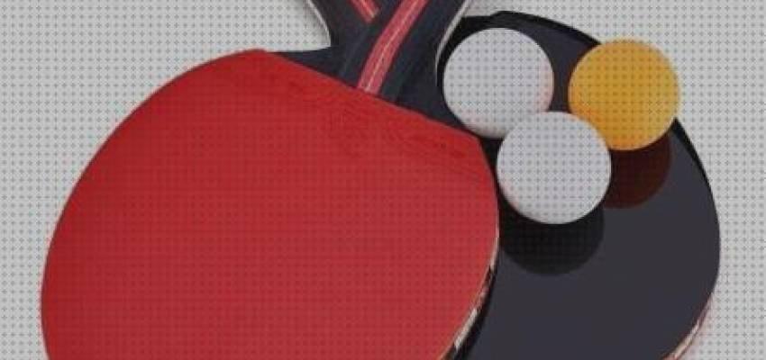 TOP 9 Productos De Tenis De Mesa